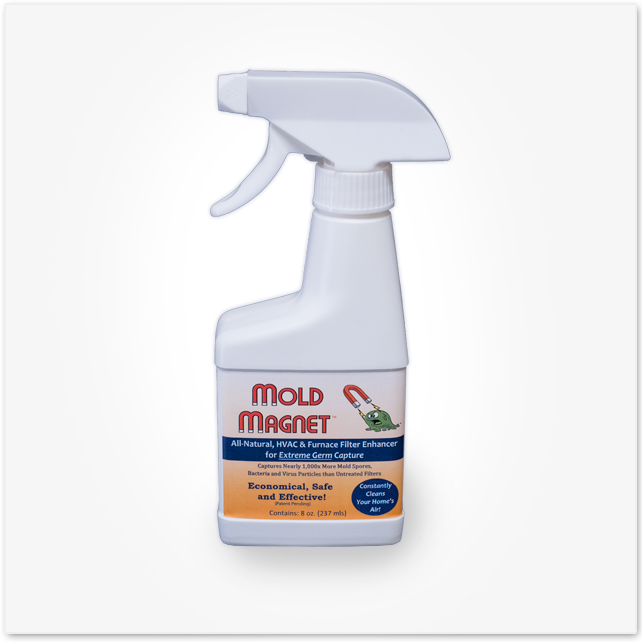 Mold Magnet Furnace Treatment Spray