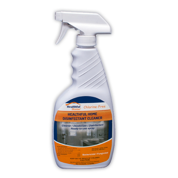 Mold Bacteria Disinfectant Spray Cleaner