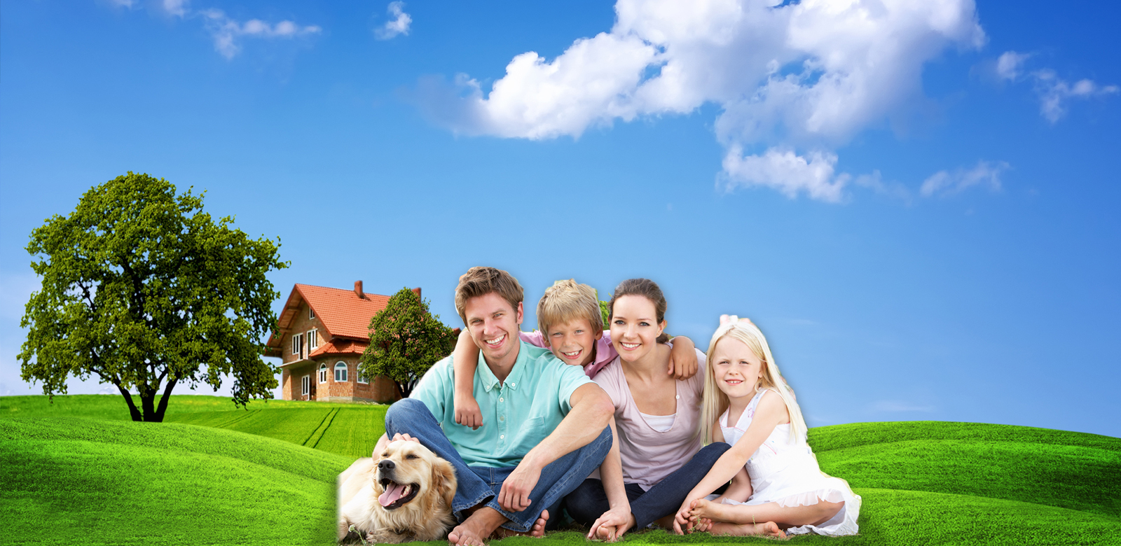 healthy family living mold  fungi and allergy free