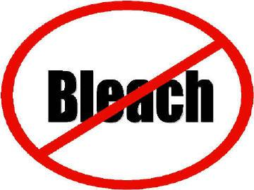 Do Not Use Bleach On Mold Problems