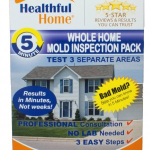 5-Minute Mold Test for the whole house