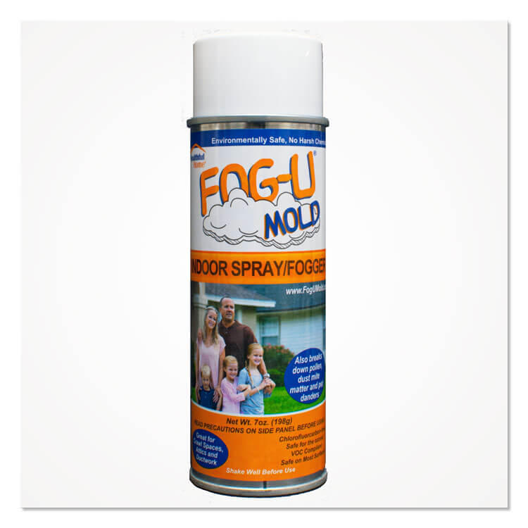 FOG U MOLD indoor mold spray fogger