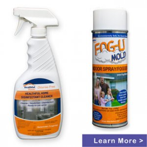 Disinfectant and aerosol